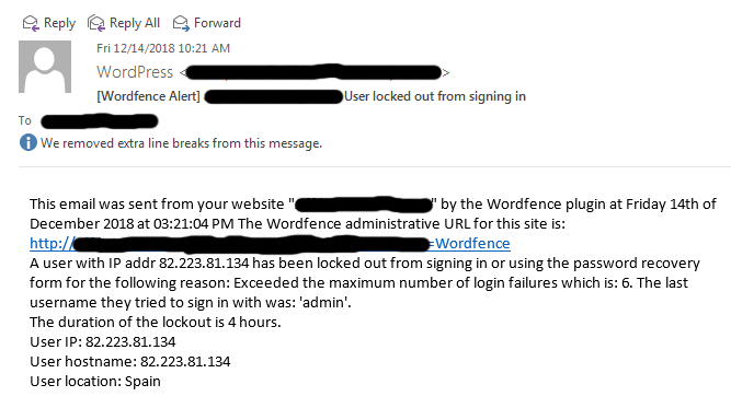 Security Notice: Hack Attempt Foiled! • Scott's Money Machines